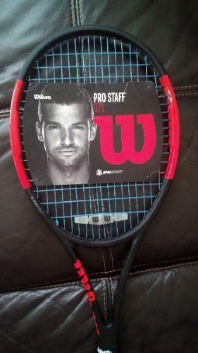 Raqueta tenis wilson pro staff 97s y bolso