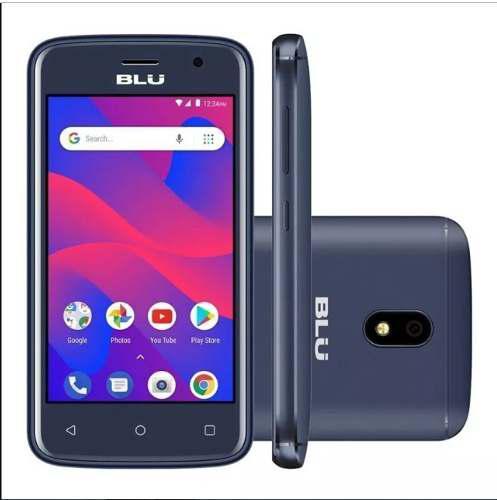 Telefono celular blu advance a4 tienda física(60)