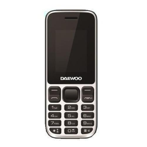 Telefono daewoo zircon smd 1770a dual sim