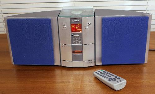 Equipo de sonido minicomponente sony modelo hcd-ed2