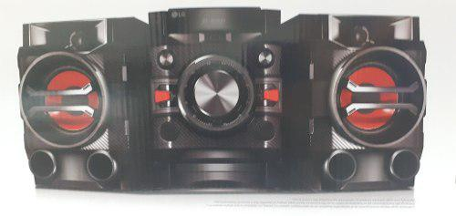 Minicomponente lg cm4360
