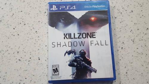 Juego ps4 shadow fall