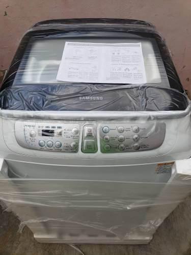 Lavadora samsung de 18 kg nueva a estrenar paque al recibir