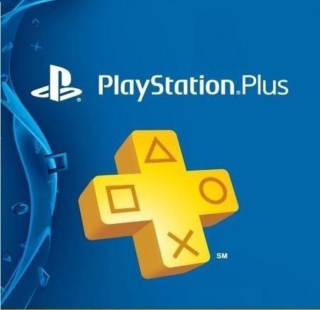 Play station plus 28 días + juegos del mes