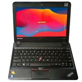 Laptop lenovo amd dual core 11.6 4gb 320gb refurbished
