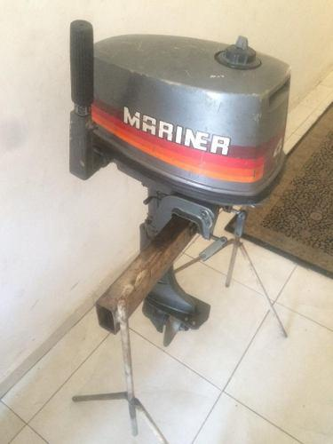 Motor fuera borda marine 4 hp pata corta