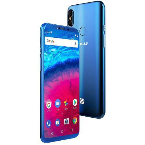 Telefono blu mega a6 hd 6.0 16gb cam 15mpx sensor de huella
