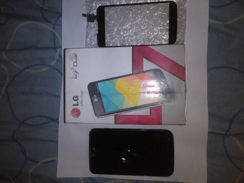Telefono lg l7 mod. p715 dual. (repuesto)