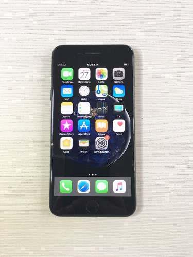 Iphone 7 plus 128gb black liberado (460)