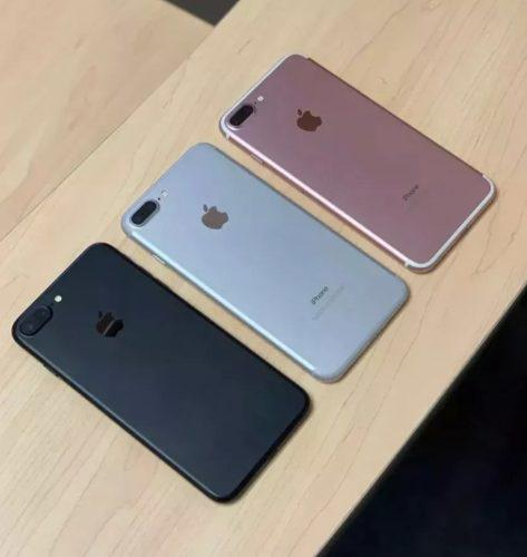 Iphone 7 plus 128gb liberados nuevos
