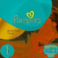"""El empaque de pañales para niños """"рampers"""" cuesta $ 8"""