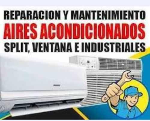 Mantenimiento aires acondicionados instalaciones reparacion