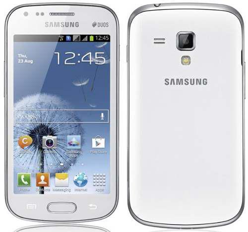Telefono celular samsung galaxy trend duos gt-s7562