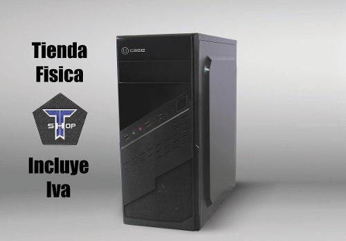 Computadora intel i7 4770 3,4 ghz 8 gb ram 500 gb pc cpu
