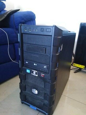 Computadora pc gamer i7 4770k 8gb ram hdd z87 msi remate