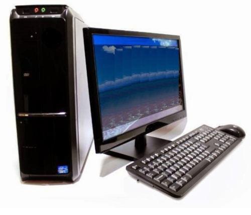 Computadora personal nueva