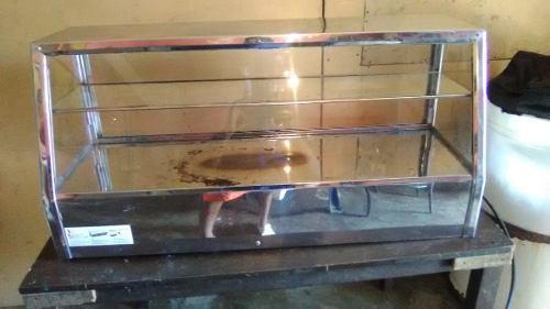 Exhibidor calentador de empanadas
