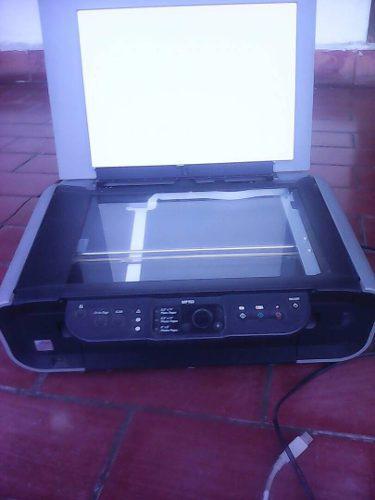 Impresora fotocopiadora multifuncional marca canon mp160.