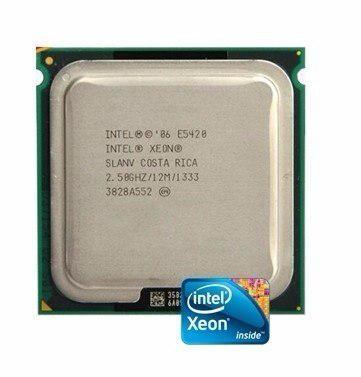 Procesador xeon e5420 12m 2.50 ghz + pasta térmica
