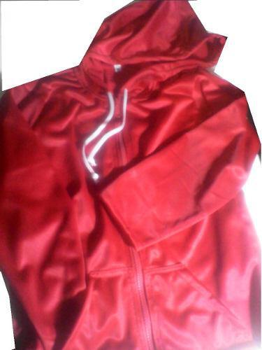 Sueter chaqueta deportivo escolar uniforme colegial mujer