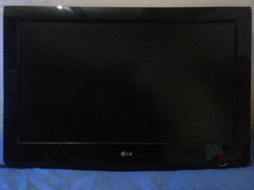 Tv lcd lg 32 modelo 32lg30r para repuesto o reparar