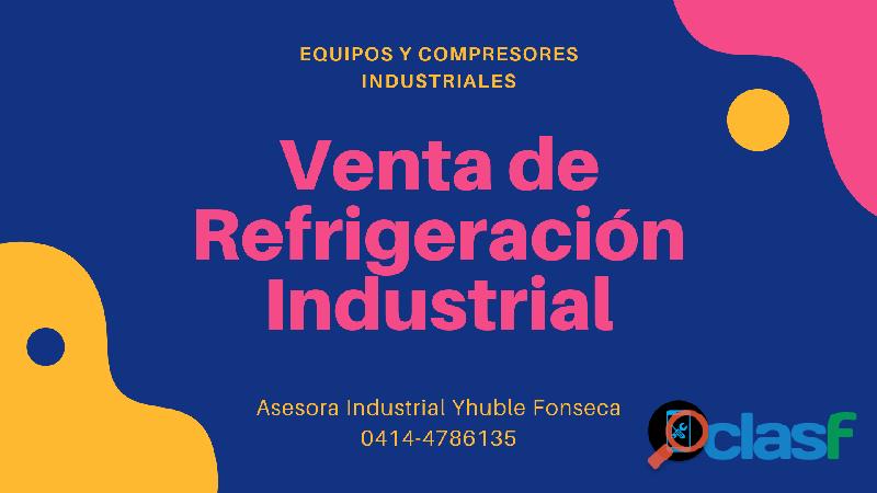 Venta de compresores d refrigeración en venezuela