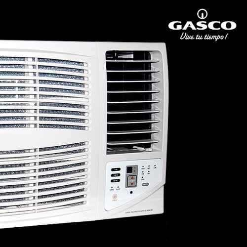 Aire acondicionado ventana 12000 btu gasco digital