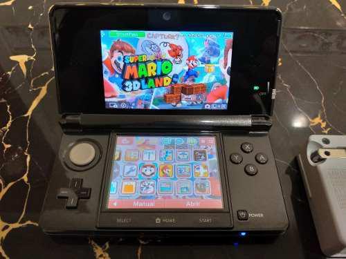 Nintendo 3ds full juegos 3ds como nuevo impecable a extrenar