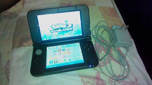 Nintendo 3ds xl chip luma sd 32gb