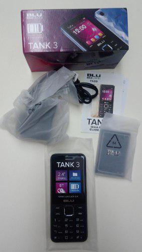 Teléfono celular blu tank 3 dual sim, nuevos