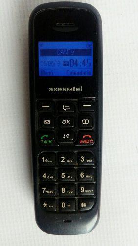 Teléfono inalambrico fijo con linea 0274