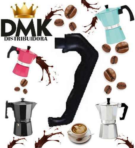 Asa para cafetera greca de 6 tazas