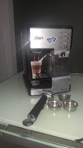 Cafetera oster prima late