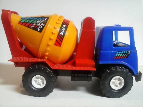 Camión trompo carrito juguete carro volteo 30 cm
