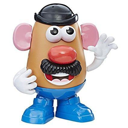 Cara de papa mr potato playskool juguete