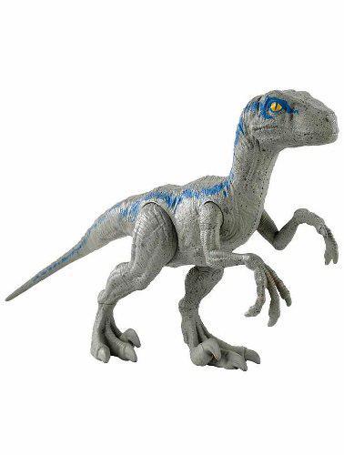 Jurassic World caído Reino Dino rivales Velociraptor Delta Figura De Acción Nueva