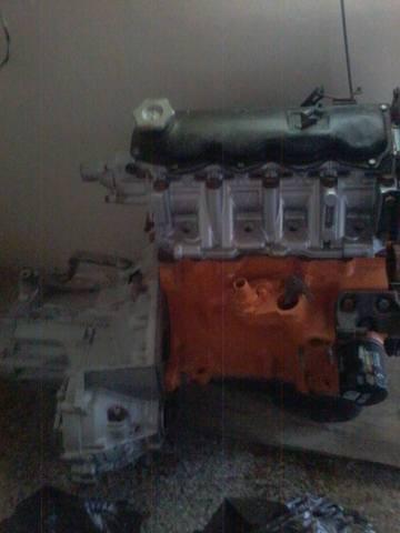 Motor y caja