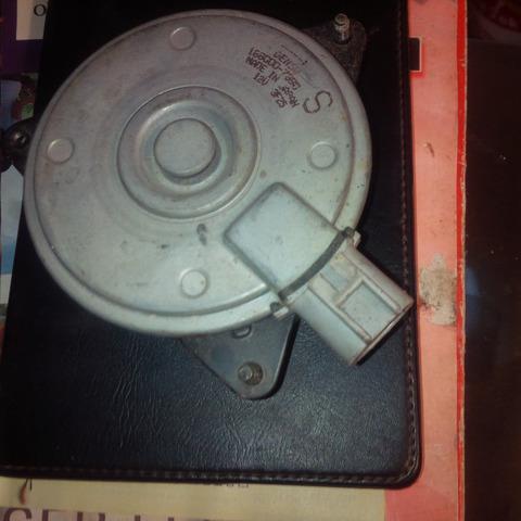 Motor de electroventilador hyundai elantra