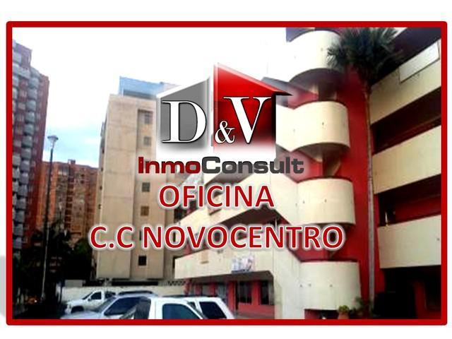 Oficina en el c.c novocentro ii plc (alquiler)