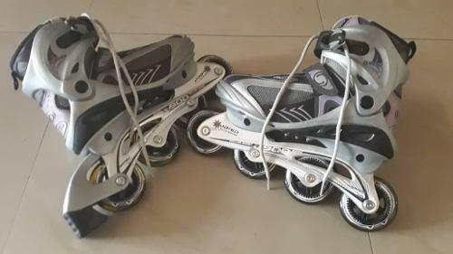 Patines en linea roller derby g900