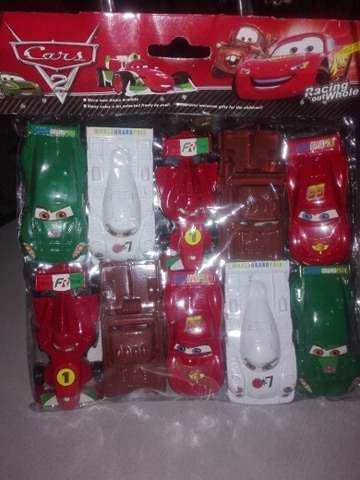 Set de 10 carritos cars para niños oferta, carros, juguete
