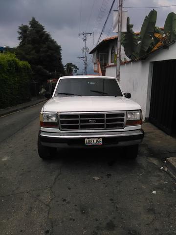 Vendo camioneta ford 1993 negociable