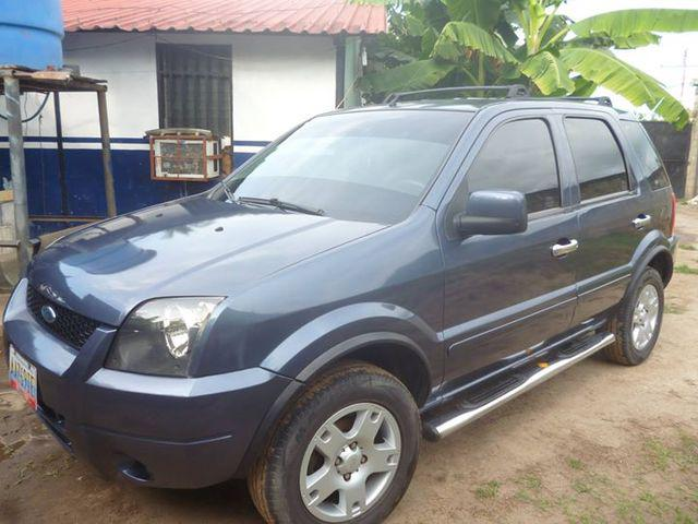 Vendo ford ecosport 05