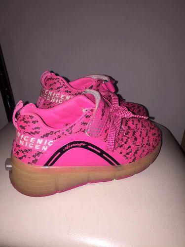 Zapatos patines para niñas