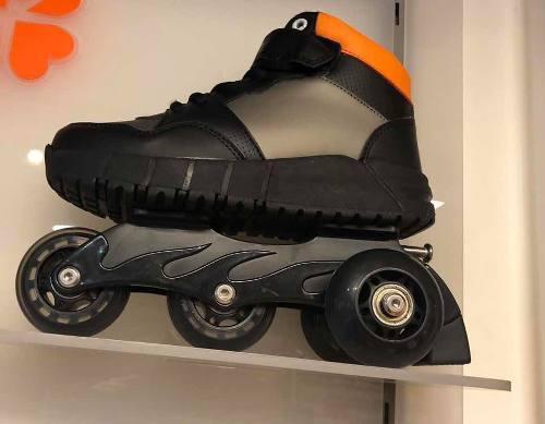 Zapatos y patines