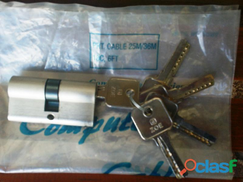 Cilindro de seguridad astral de 60mm (multilock)