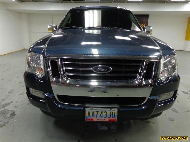 Ford explorer limited 2011 automatica 4x4