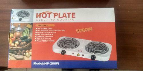 Cocina Electrica 2 Hornilla Hotplate En Maturin Anuncios Abril