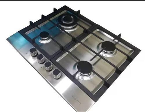 Tope cocina 4 hornillas acero gplus tienda fisica
