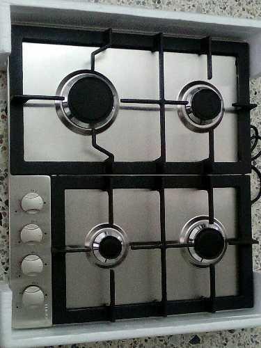 Tope de cocina acero inoxidable tecnologia anti-daños